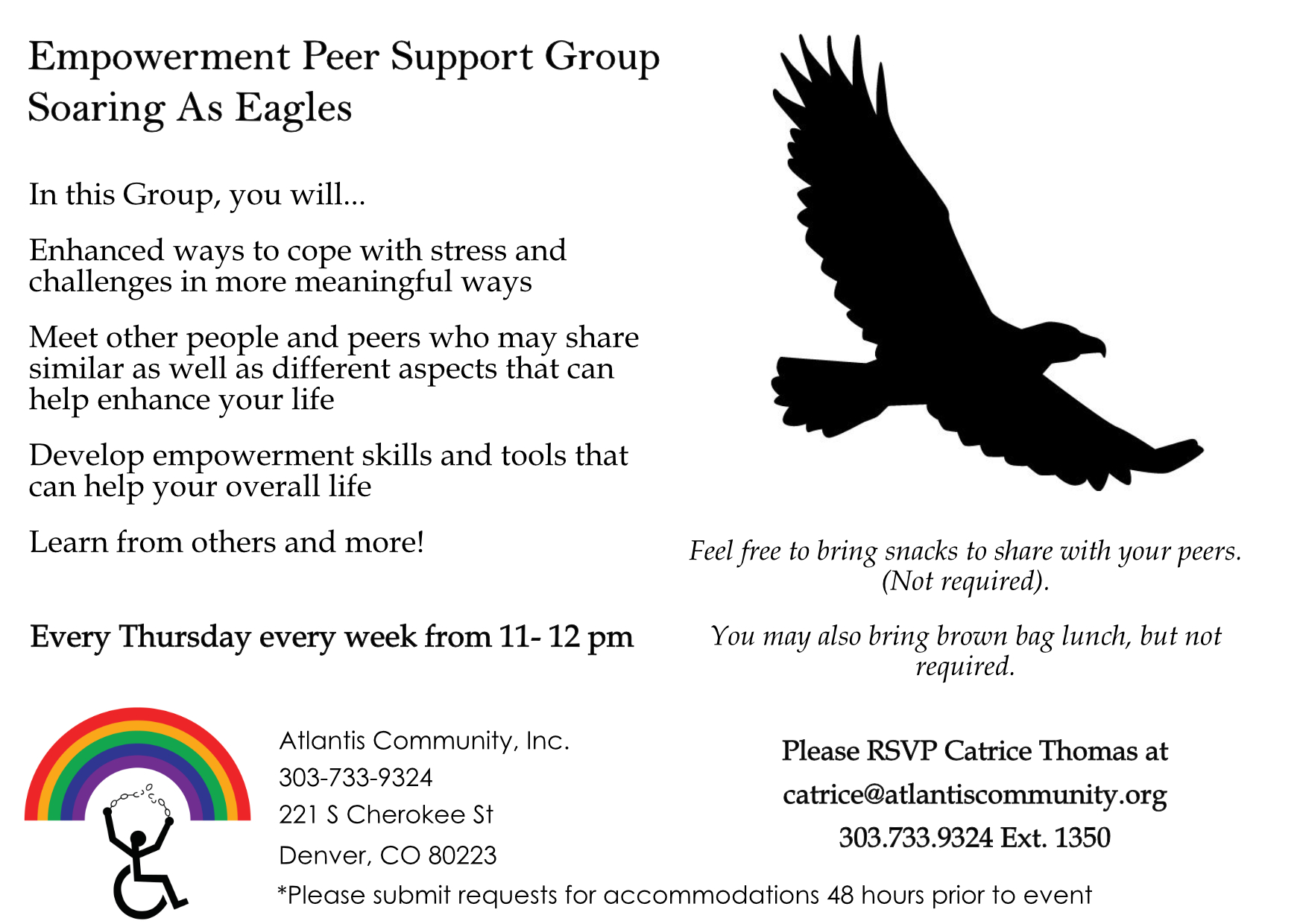 Empowerment Peer Support Group