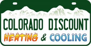 Colorado Discount Heating & Cooling logo